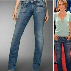 Diesel Keate skinny stretch made in Italy jeans 28